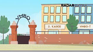 Radar Extra: Het beroepsonderwijs. Animatie: onderwijsinspectie