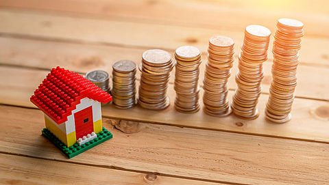 'Laat huizenbezitters hypotheek in stapjes oversluiten'