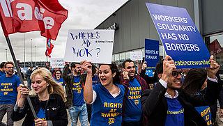 'Ryanair moet staking-gedupeerden compenseren'