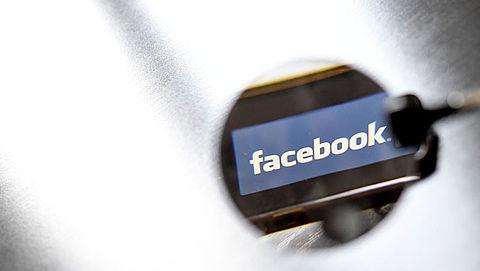Recordboete voor Facebook vanwege privacyschending}