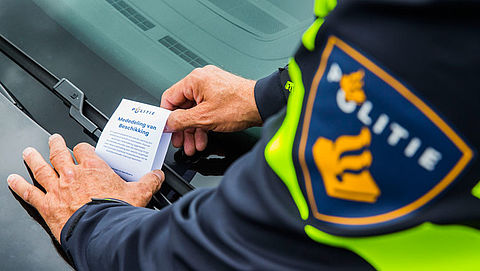 Proef met scanauto tegen foutparkeerders in Amsterdam