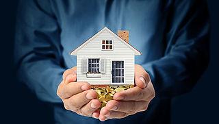 Opnieuw minder problemen met betalen hypotheeklast