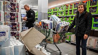 Supermarkten hanteren weer 'ouderenuurtje' vanaf vandaag