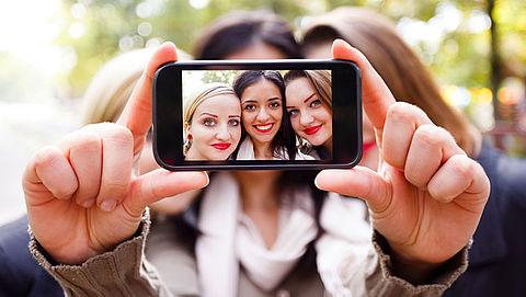 Selfies goed voor hoofdluis}