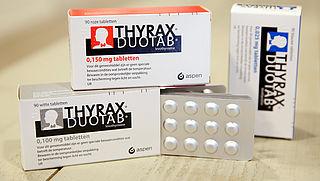 Schildkliermedicijn Thyrax binnen enkele weken weer leverbaar