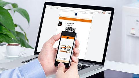 DigiD: Geen wachtwoord meer nodig, inloggen via een app}