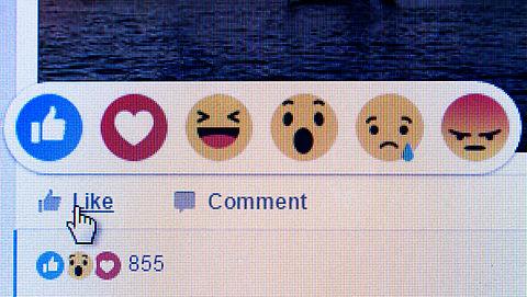 Wat doet Facebook met jouw 'Leuk', 'Geweldig' of 'Boos'?}