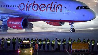 Air Berlin na laatste vlucht definitief failliet