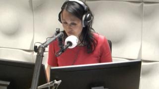 Radio-uitzending 08-04-2017