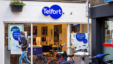 Telfort verdwijnt definitief uit winkelstraat}