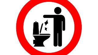 'Het toilet wordt sinds de coronacrisis meer als afvalbak gebruikt'