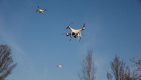 Regulier vliegverkeer in Duitsland veel vaker verstoord door drones