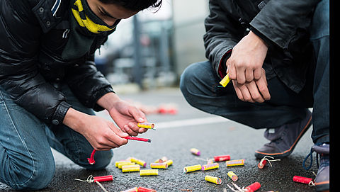 'Ouders moeten ingrijpen bij afsteken illegaal vuurwerk'}