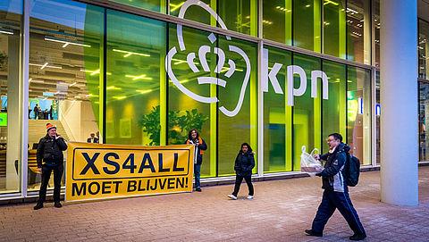 KPN: definitief einde XS4ALL is nog steeds beste optie