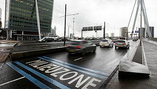 Uniforme sticker ter verduidelijking Europese milieuzones