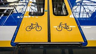 Fiets mee in de NS-trein? Je moet nu reserveren, tot irritatie van fietsersverenigingen