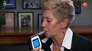 Thuistesten voor alcohol onbetrouwbaar