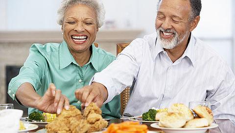 Eind aan maaltijdrel Vondelflat: keuzevrijheid voor bewoners, rechtszaak van tafel}