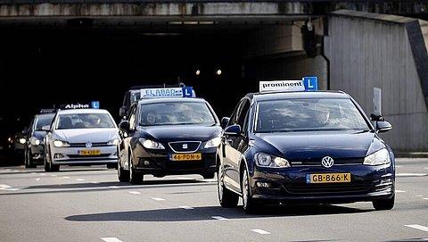 Examens voor rijbewijzen zeven maanden langer geldig