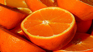 Radarlijn: uitgedroogde sinaasappels