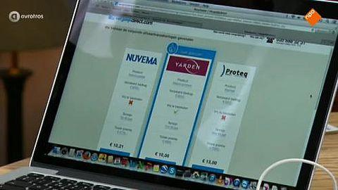 Online verzekeringen vergelijken