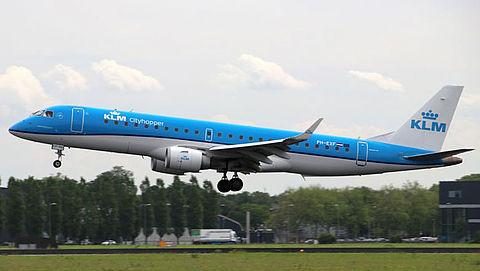KLM schikt met passagiers om brandstofstoring