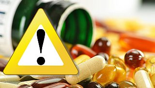 Nóg meer supplementen met kankerverwekkende stoffen teruggeroepen