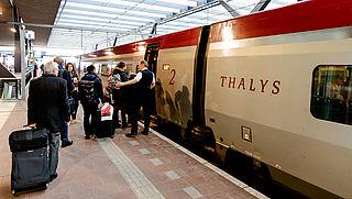 'Europees treinverkeer wordt sneller en goedkoper om te concurreren met vliegtuig'