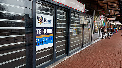 Horecazaken vestigen zich vaker in lege winkelpanden