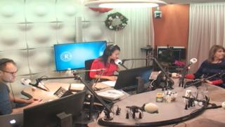 Radio-uitzending 23-12-2017