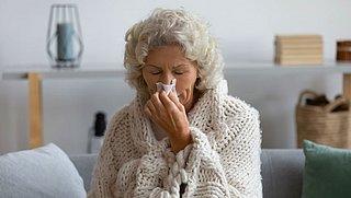 Griep of verkoudheid, hoe herken je het verschil?