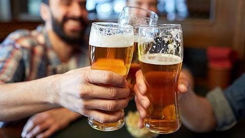'Gemiddelde alcoholconsumptie gedaald in Nederland'}