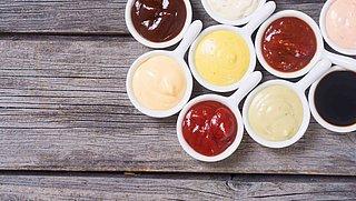 Dit zijn de minst (on)gezonde sauzen