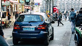 Waar moet je op letten als je een taxi neemt?