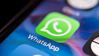 Beperkt aantal WhatsApp'jes doorsturen in India