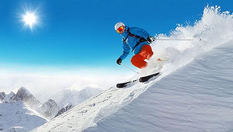 Wintersport minder populair}