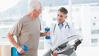 Bewegen met een longziekte: dit moet je weten
