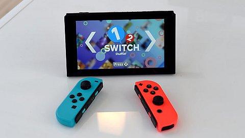 Duizenden klachten over Nintendo Switch