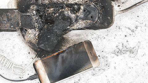 Brandweer waarschuwt voor risico's bij opladen elektronica, hier moet je op letten