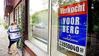 Koophuis kost gemiddeld weer meer dan 300.000 euro