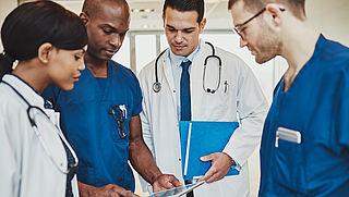 'Gegevens patiënten verplicht digitaal uitwisselen'