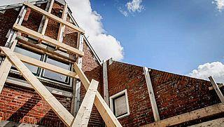 Woningen in het aardbevingsgebied Groningen langer te koop