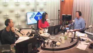 Radio-uitzending 04-11-2017