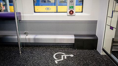 Aantal treinstations met in- en uitstaphulp uitgebreid
