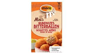 Waarschuwing: Mora-bitterballen teruggeroepen