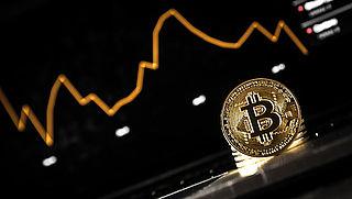 Waarde bitcoin gedaald naar laagste niveau in twee maanden