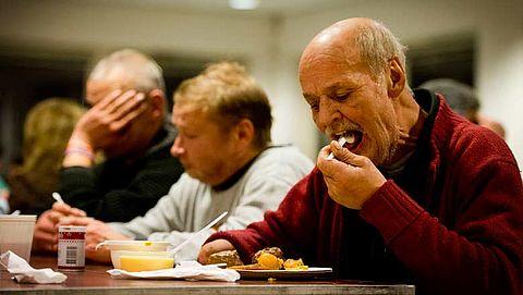 Speciale berichtendienst beschikbaar voor daklozen