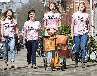 Tienduizenden nieuwe orgaandonoren