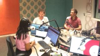 Radio-uitzending 03-06-2017