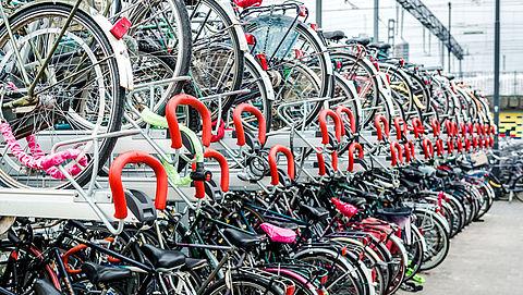 Meer fietsenstallingen bij zeven stations}